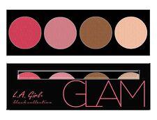 2X L.A. Girl Beauty Brick Blush Collection, Glam, 0.77 Ounce each (DD)