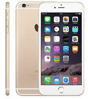 "Apple iPhone 6 Plus 16Go Doré 5.5"" Ohne Simlock Smartphone Garantie"