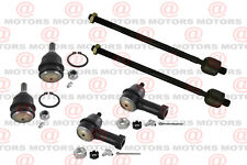 Front Inner Outer Tie Rods Ball Joints For Mitsubishi Galant 1985-1988 6 Pcs New