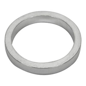 Origin-8 Alloy Headset Spacers Head Part Or8 Spacer Aly 5mmx1-1/8 Sl Bgof10