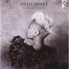 Emeli Sande Our Version of Events CD Pre Owned 2012 Virgin CDV 3094