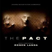 THE PACT (MUSIQUE DE FILM) - RONEN LANDA (CD)
