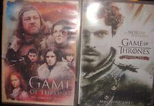 Game of Thrones Complete Series Seasons 1, 2, 3, 4, 5, 6, 7 & 8 DVD
