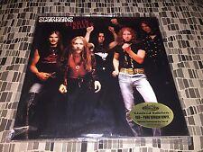 Scorpions Virgin Killer Audio Fidelity 180g Sealed