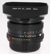 Takumar-A 1:2,8 28mm für Pentax K-Bajonett   #GB