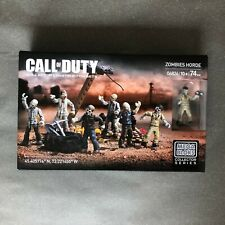 Mega Bloks Construx Call of Duty 06826 zombies Horde *Factory New Sealed* Toy