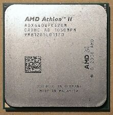 AMD Athlon II x4 640 Propus Quad-Core 4x 3.0 GHz Support am3 95 W