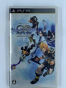 Kingdom Hearts: Birth by Sleep  PlayStation Portable PSP Japan Import US Seller