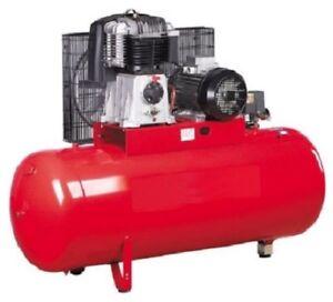 Luft Kompressor Kolbenkompressor 5.5PS 270l Industrie BK14 Werkstattkompressor
