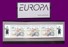 TEMA EUROPA. 2002 BOSNIA HERZEGOVINA CARNET EL CIRCO