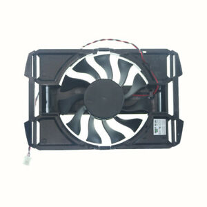 R128015SM GPU Cooling Fan For ASUS EAH6570/DI/1GD3 EAH 6670/DI/1GD3 EAH 4670