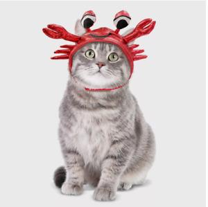 Hyde & EEK! Boutique™ Crab Hat Cat Costume