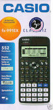Casio FX-991EX FX991EX Classwiz Scientific Calculator LCD Display 552 Functions