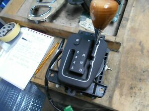 Jaguar S-Type Automatic Gear Selector Assembly. 2R83-7K004-AT. 2003-2008