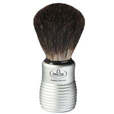 PENNELLO DA BARBA PURO TASSO OMEGA 6230 SHAVING BRUSH