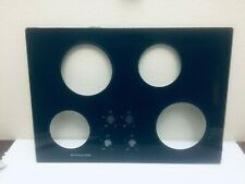 Kitchenaid  Cooktop Stove Model KGCT305BBL4 Glass Main Top 30 3/4 X 21 3/4