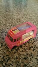 Matchbox Lesney 1-75 no 47 Commer Ice Cream Canteen Pink