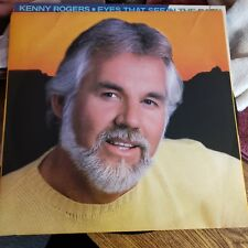 Kenny Rogers – Eyes That See In The Dark: RCA AFL1-4697 LP Album Vinyl Record