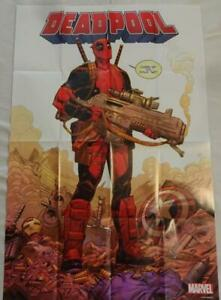 DEADPOOL Promo Poster, 24 x 36, 2018, MARVEL, Unused more in our store 122