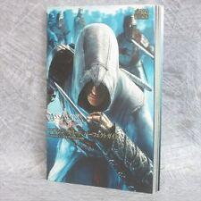 ASSASIN'S CREED Perfect Guide Book XBox360 EB49*