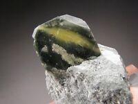 Narsarsukite Crystal, Mont Saint-Hilaire, Canada