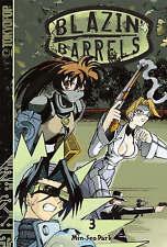 Blazin' Barrels Vol 3 by Min-Seo Park (Paperback)