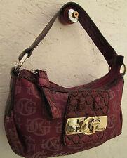 -AUTHENTIQUE petit sac à main neuf GUESS toile  vintage bag