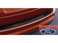 2007 2008 2009 2010 Edge OEM Genuine Ford Rear Bumper Protector with Logo NEW