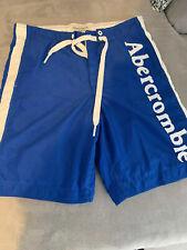 costume Abercrombie & Fitch uomo taglia M mare