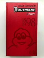 Guide Michelin France 1998