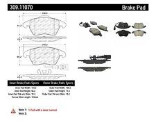 Disc Brake Pad Set-Sedan Front Stoptech 309.11070