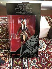 "Hasbro - Star Wars - The Black Series - 6"" Inch - AHSOKA TANO #20 Figure"