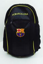 FC Barcelona BACKPACK BALL BAG 19 x 14 New Holds A Size 5 Soccer Ball