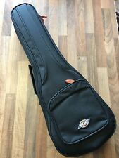 Fitted Padded Gig Bag for Acoustic Concert Ukulele back pack straps. RRP £30