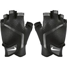 Nike Men,s Extreme Fitness Sports Weight Lifting Training Gloves Black Grey Wht