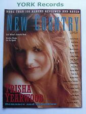 NEW COUNTRY MAGAZINE - March 1995 - Trisha Yearwood / Lari White /Brother Phelps