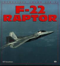 F-22 Raptor (Enthusiast Colour Series) - New Copy