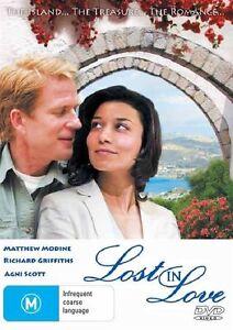 Lost In Love DVD 2005 Matthew Modine Agni Scott - Romance Drama RARE Movie