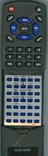 Replacement Remote for SONY XAV7W, CDXCA705M, CDXCA810X, 147711021