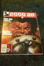 2000 AD Comic - PROG 1024 - Date 07/01/1997 - UK Paper Comic