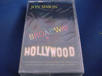 Broadway to Hollywood [soundtrack] (Cassette) NEW!