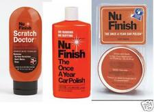 nu finish car polish and scratch Doctor fix car package