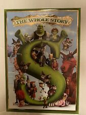 Shrek: The Whole Story 4 Movie Boxset