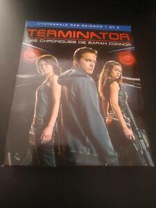 Terminator Les Chroniques de Sarah Connor Intégrale Saison 1 et 2 Blu-Ray