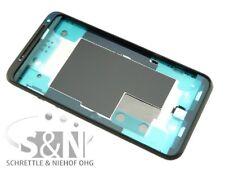 Original HTC EVO 3D G17 Displayrahmen Cover Gehäuse Platte Kleber schwarz