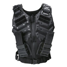 IDOGEAR Tactical Vest w/ Magazine Pouch Paintball Molle Combat Protective Gear