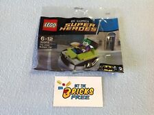 Lego Super Heroes Polybag 30303 The Jokers Bumper Car New/Sealed/Retired/H2F