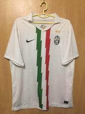 JUVENTUS ITALY 2010/2012 AWAY FOOTBALL SHIRT JERSEY MAGLIA NIKE