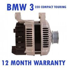 BMW 3 (E46) COMPACT TOURING 318 320 D XD 1999 2001 2002 - 2015 RMFD ALTERNATOR