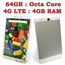 Octa Core Bluetooth Tablets & eBook Readers with 4GB RAM